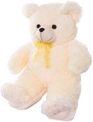 2 Feet Cute & Adorable Cream Teddy Bear with Paws