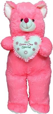 1 Feet Teddy Bear Cute & Adorable Pink Teddy Bear with Heart