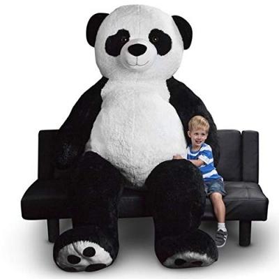 6 Feet Panda Bear, 72 inch Tall Panda Bears (Black and White)