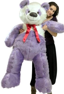 5 Feet Panda Bear Large Very Soft Lovable/Hug-Gable 60 inches Panda Bear Girlfriend/Birthday, Wedding Gift