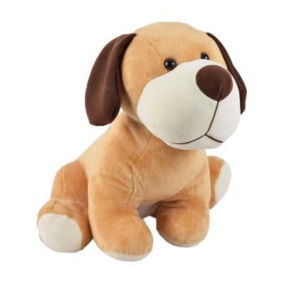 ToYBULK Cute Sitting Dog Soft Toy 12 Inches Brown