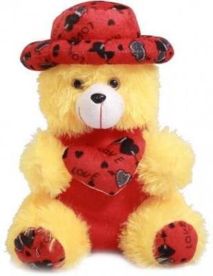 ToYBULK Soft Toys Medium Very Soft Lovable/Hug-gable Teddy Bear for Girlfriend/Birthday Gift/Boy/Girl (30 cm)