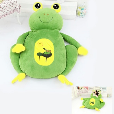 FROG CARTOON BED (COVER)