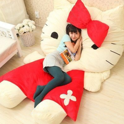 HELLO KITTY CARTOON BED (COVER)