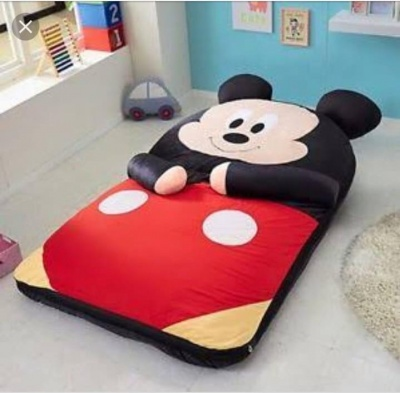 MICKEY MOUSE BED (COVER)