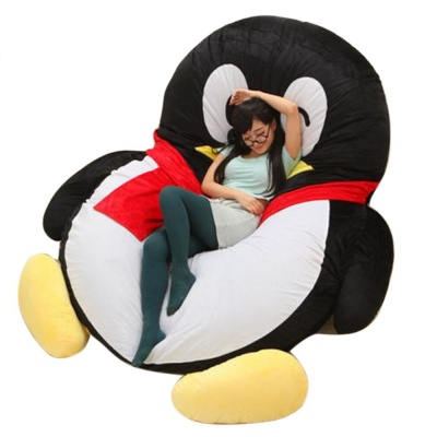 PENGUIN CARTOON BED (COVER)