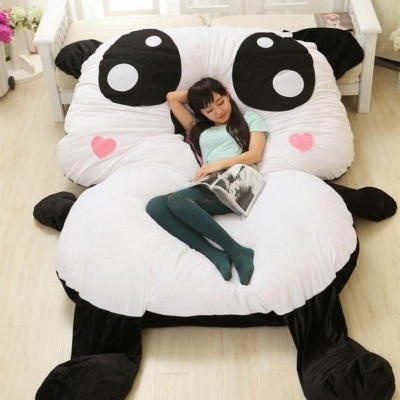 PANDA CATOON BED (COVER)