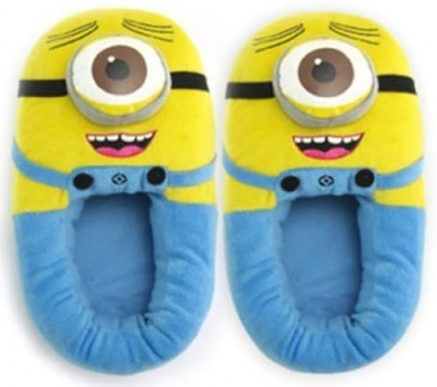 Womens Cute Foreman Animal Slippers Novelty Cozy Fuzzy Slippers Soft Plush Winter Warm House Shoes